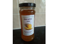 Pineapple Jam in 12oz/340g Jars