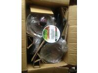 Ready steady cook stainless steel 5pc saucepan set