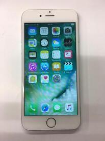 iPhone 6 silver Unlocked 16GB