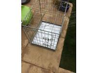Small dog / animal crate