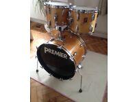Premier drumkit Vintage