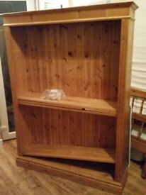 Solid Pine Bookcase (Large)