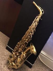 Alto sax used in good condition