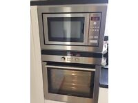 SIEMENS OVEN & MICROWAVE £150 for both!
