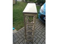 Shabby chic wine rack for sale £25.00