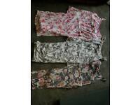 Maternity/breastfeeding pyjama bundle