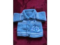 Baby Handknitted cardigans