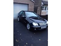 Mercedes C180 must be seen, low mileage