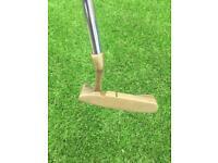 LEFTHAND golf putter