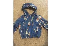 Next boys jacket l/raincoat