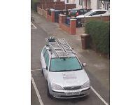 Mot July new van forces sale missing rear door handle