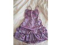 Beautiful Purple Party Dress - Excellent condition