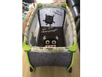COSATTO Little Monster Travel Cot