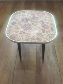 Chalford retro side table