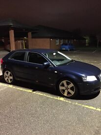 Excellent mechanical condition! Audi A3 S line 2.0 TDI- Full leather- Recent MOT+service!