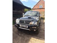 Mitsubishi L200 Warrior, 2,500 ltr, great condition