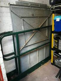 Mobility/disability access ramp