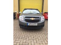 Chevrolet Orlando LS 1.8 petrol 7 Seater 12 plate for sale £4250