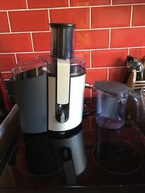 Phillips juicer and jug