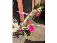 Baby's trike