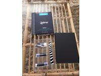 E cigs started kit 164 in box