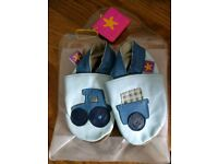 Baby boy Starchild shoes 6-12months
