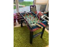 Kids football table / table football