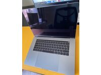 Apple MacBook Pro - 15-inch - Space Grey - Brought it on 08/06/2018