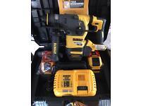 Dewalt hammer drill 54v brushless 9AH NEW !!!