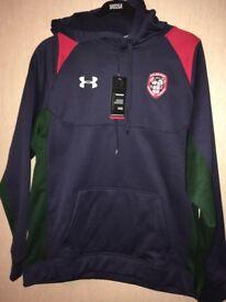 Men's Coleraine Grammar PE hoodie Size XL