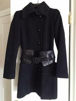 Mackage wool coat - knee-length