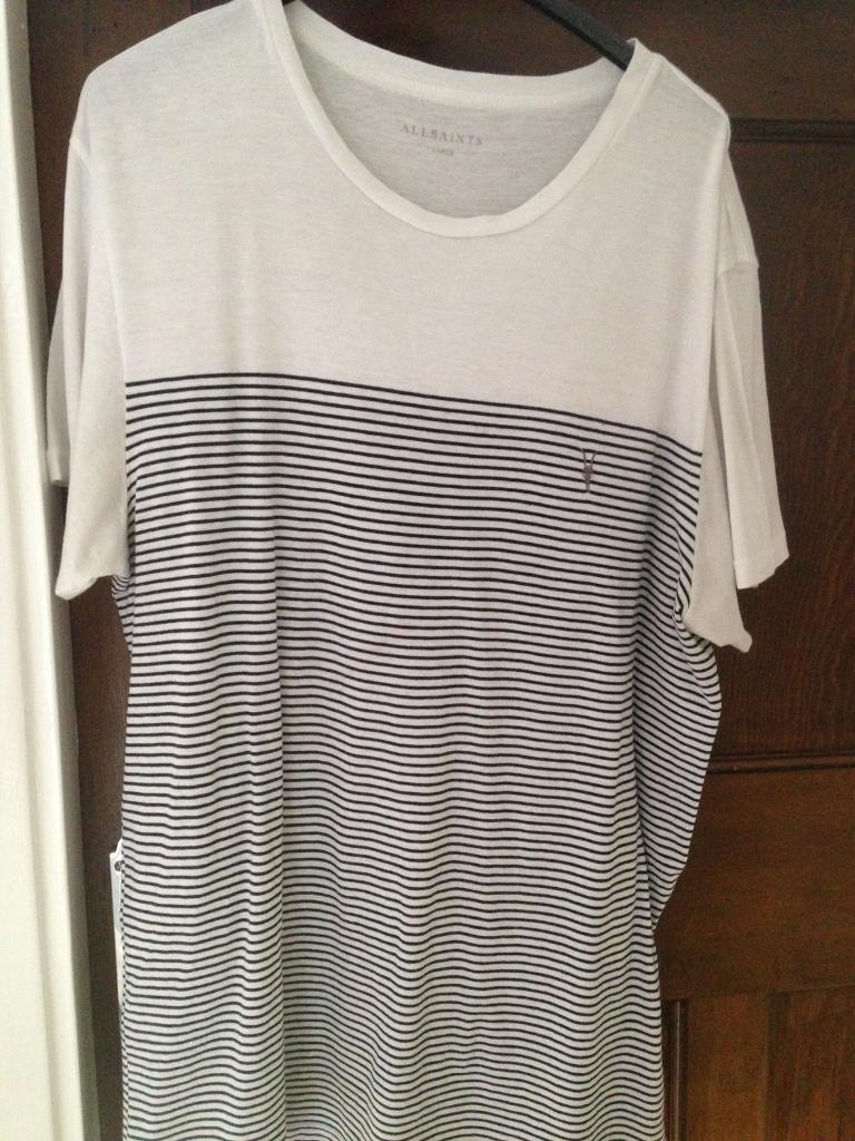 f495babb Men's All Saints t shirt | in Houghton Le Spring, Tyne and Wear | Gumtree