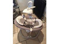 Joie Baby swinging chair