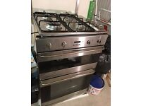 SMEG Double oven and Hob