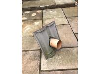 1 roof tile with vent