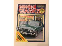 Practical Classics & Car Restorer 1984-1994