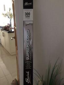 Brand New 300 Cm Swish Curtain Rail