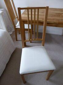 FOUR Borje chairs, IKEA