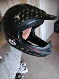 Bell Bellistic full face helmet for BMX/Downhill