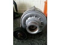bmw e36/e39 325i/525i 6 cylinder alternator, bought new and only used for 6 months, Bargain £50