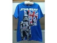 Star Wars T-shirt age 9-10 years