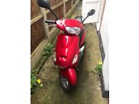 Moped/Scooter 50cc, low mileage, very cheap and reliable!!