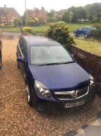 Vauxhall vectra 3.0v6 cdti sri nav estate