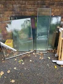 Double glazed solar glass going cheap