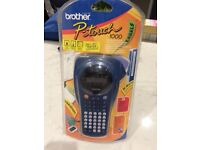 Brother P-touch 1000 brand new in box Electronic Lebelling System