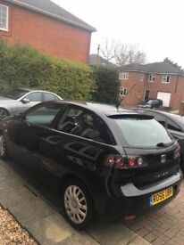 Seat Ibiza - great first car