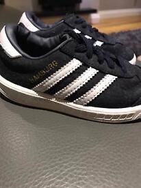 Adidas Hamburg toddler 6.