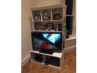 Hardwood TV Cabinet Stand @ £50