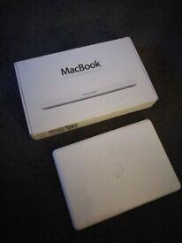 MacBook pro 13inch 2.4ghz 2gb ram 250gb hard drive