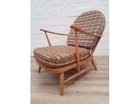 1960's Ercol Winsor Armchair (DELIVERY AVAILABLE FOR THIS ITEM OF FURNITURE)